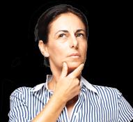 Жена си задава въпроси за Флавамед® и влажна кашлица